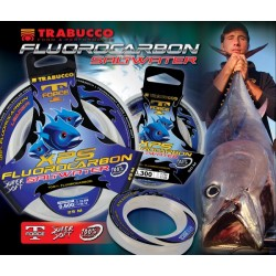 FLUOROCARBON TRABUCCO XPS SALTWATER 25 MT
