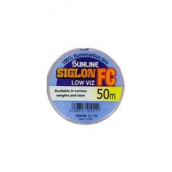 FLUOROCARBON SUNLINE SIGLON FC 50 MT