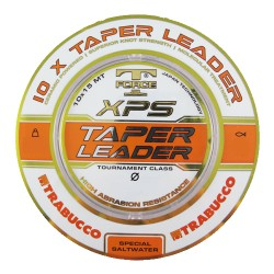 TRABUCCO TAPER LEADER 10X15 MT
