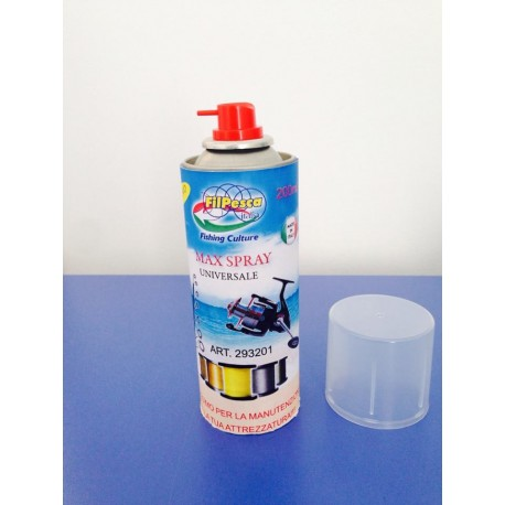 SPRAY MAX SILICON FILPESCA