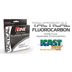 PLINE TACTICAL 100% PURE FLUOROCARBON 100 MT