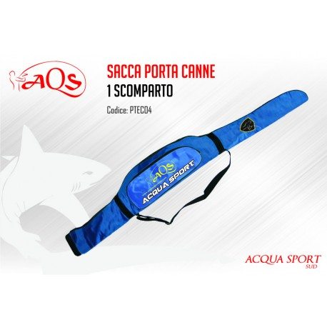 SACCA PORTA CANNA ACQUASPORT 1 SCOMPARTO