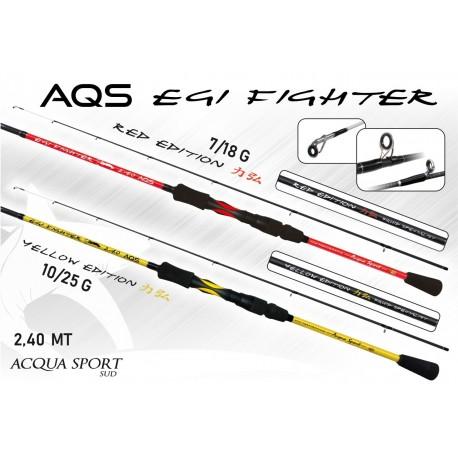 CANNA EGI FIGHTER AQS 2,40 MT 7-18 GR